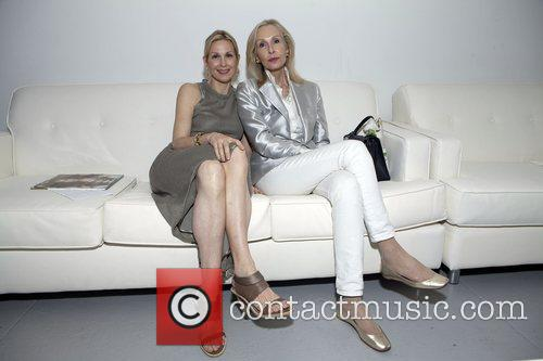 Kelly Rutherford and her mom ( Ann Edwards)...