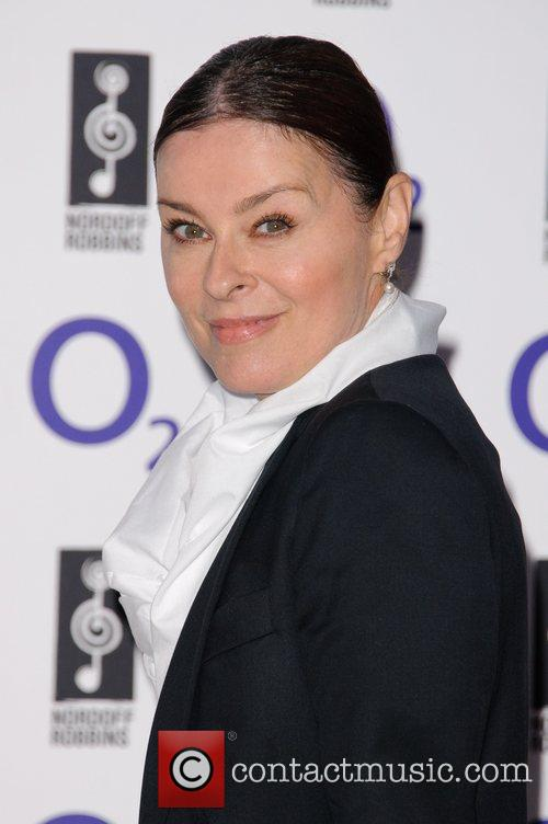 Lisa Stansfield Nordoff Robbins O2 Silver Clef Awards...