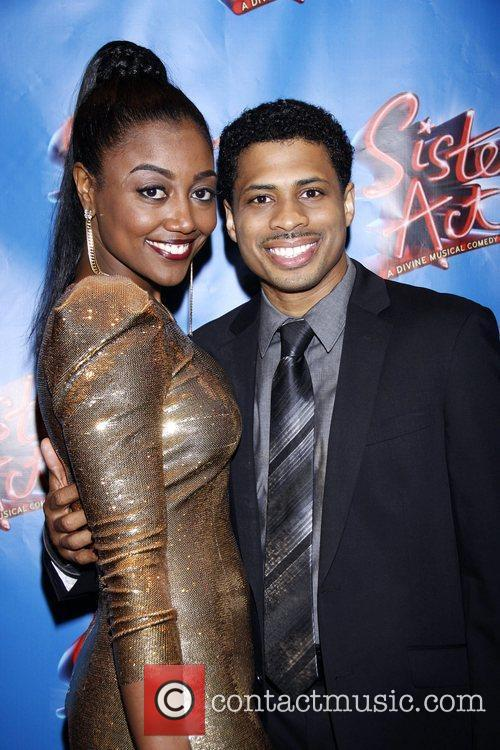 Patina Miller And Chestor Gregory 1