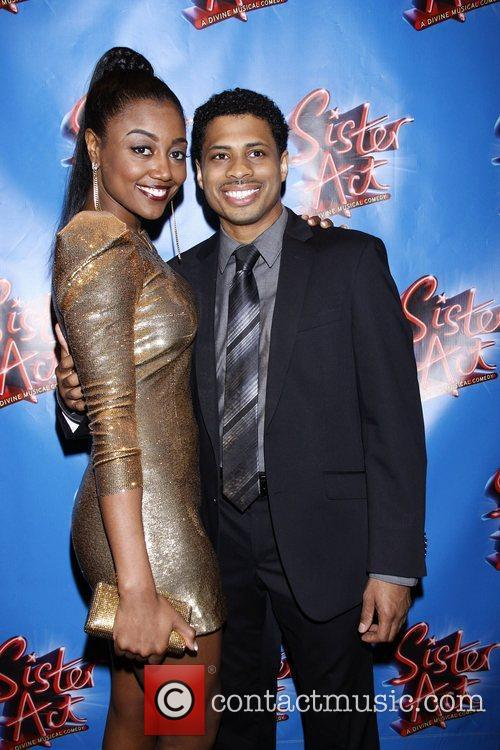 Patina Miller And Chestor Gregory 2