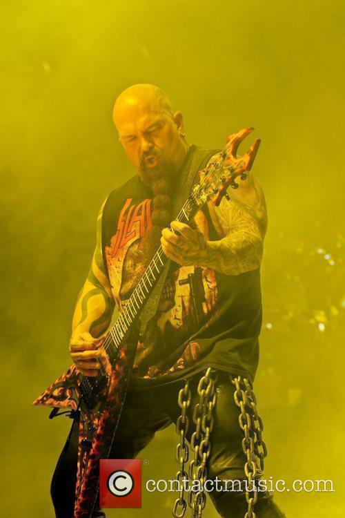 Slayer and Fun Fun Fun Fest 4