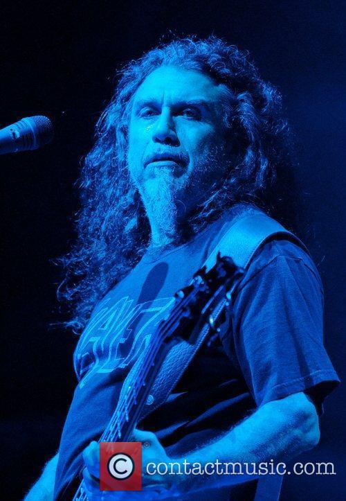 Tom Araya, Slayer and Fun Fun Fun Fest