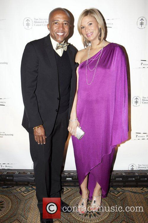 Kevin & Erica Liles attend the Society of...