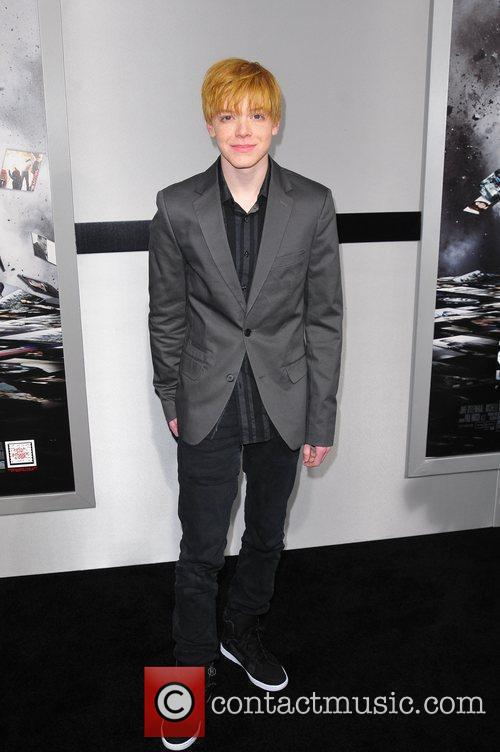 Cameron Monaghan Los Angeles Premiere of 'Source Code'...