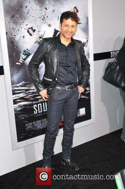 Cas Anvar Los Angeles Premiere of 'Source Code'...