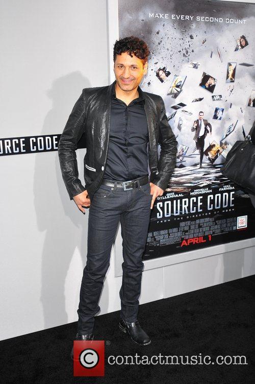 Los Angeles Premiere of 'Source Code' held at...