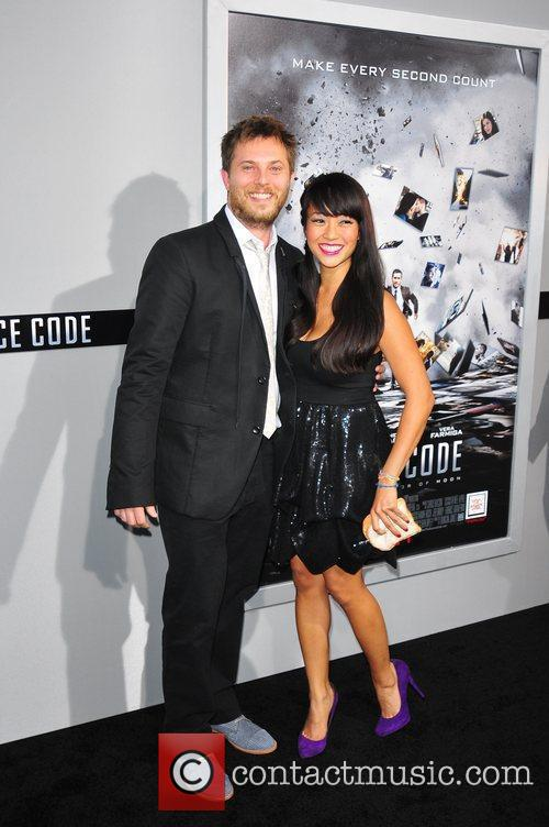 Director Duncan Jones Los Angeles Premiere of 'Source...