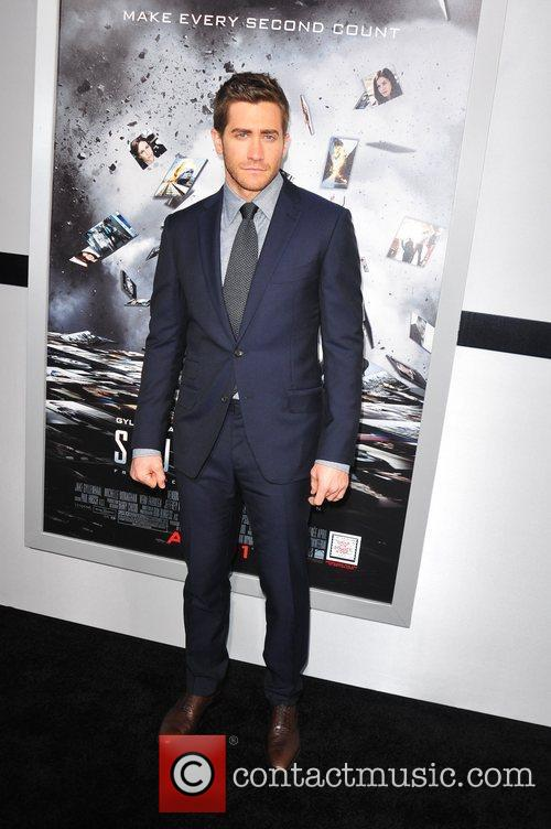 Jake Gyllenhaal Los Angeles Premiere of 'Source Code'...