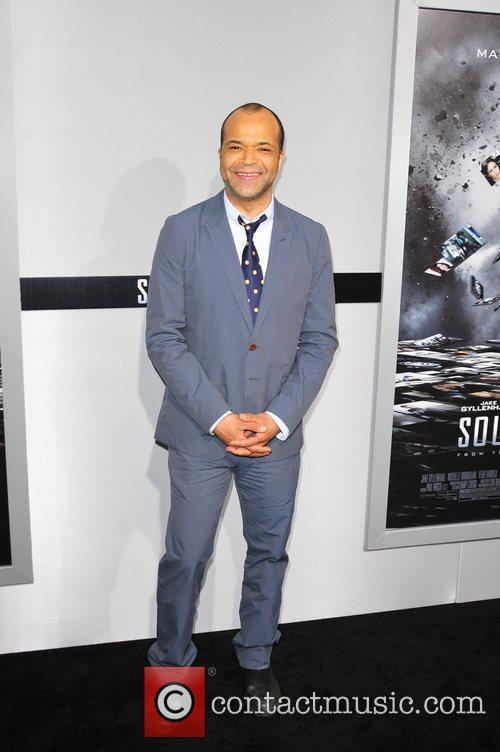 Jeffrey Wright Los Angeles Premiere of 'Source Code'...
