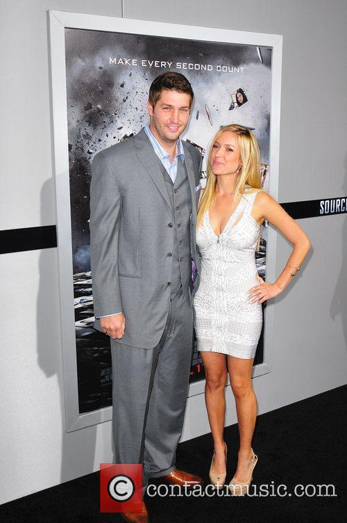 NFL player Jay Cutler and Kristin Cavallari Los...