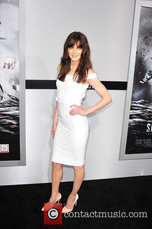 Michelle Monaghan Los Angeles Premiere of 'Source Code'...