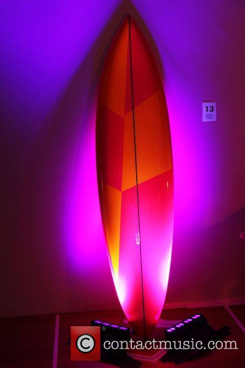 Fluoro Board by Rogan Gregory The Fluorescent Ball...