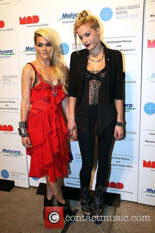 Jen Lombardo and DJ Chelsea Leyland The Fluorescent...
