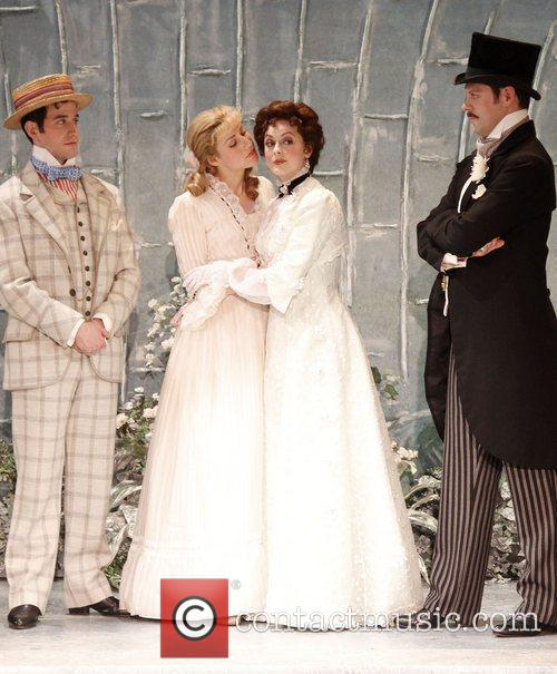 A special photocall of the cast of 'The...