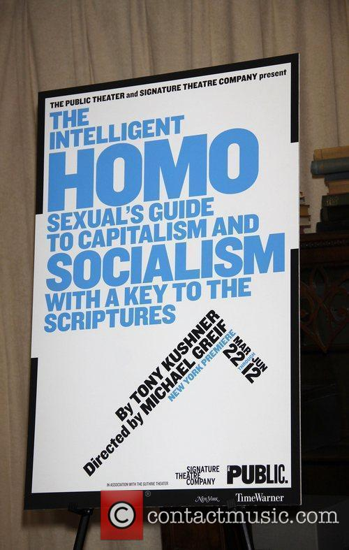 Atmosphere at the 'The Intelligent Homosexual's Guide to...
