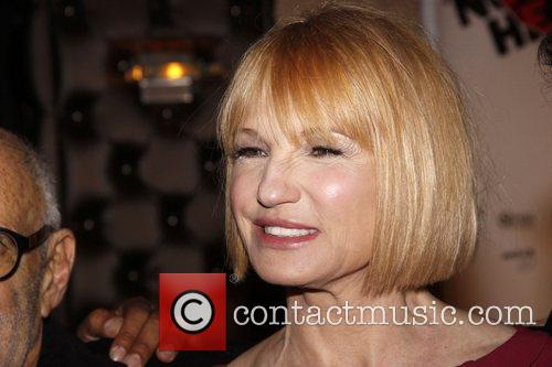 Ellen Barkin Opening night after party for the...