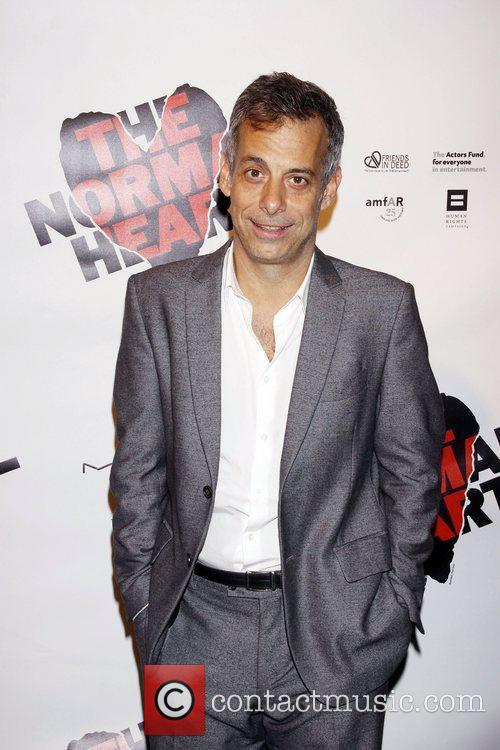 Joe Mantello Opening night after party for the...