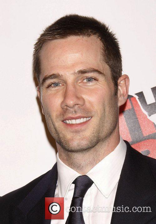 Luke Macfarlane Opening night after party for the...