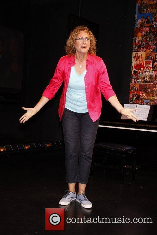 Judy Gold Opening night of the Off-Broadway production...