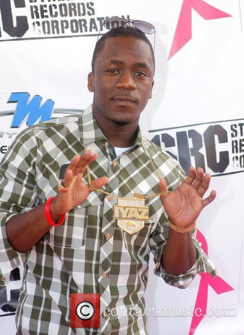 Iyaz  Think Pink Rocks - Arrivals at...