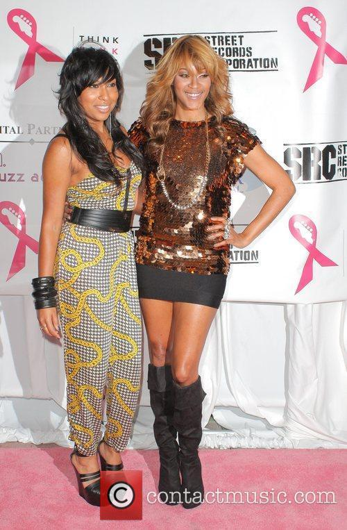 Melanie Fiona, Shontelle  Think Pink Rocks -...