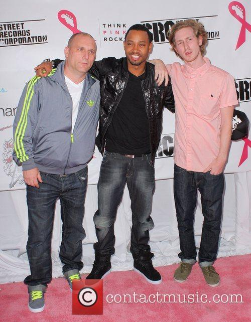 Steve Rifkind, Terrence J, Asher Roth  Think...