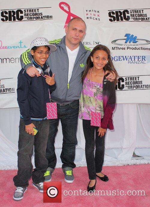Think Pink Rocks - Arrivals at the Mizner...
