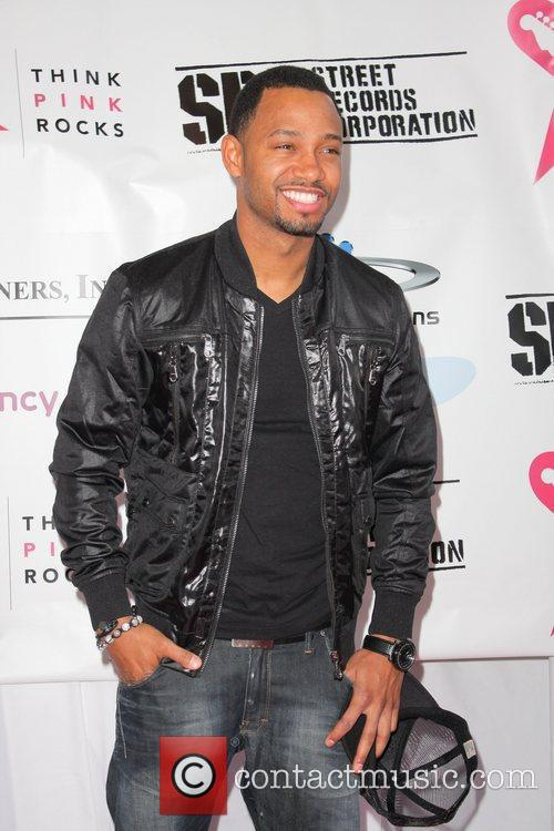 Terrence J  Think Pink Rocks - Arrivals...