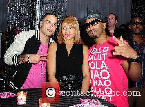 City, Steph and Jase from the group Kulture...