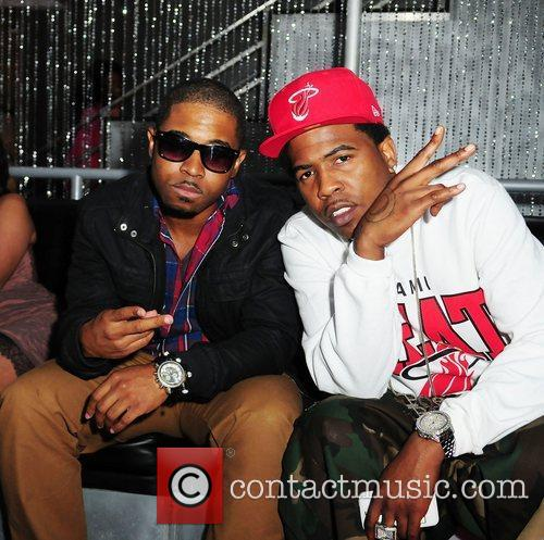 Ghoswridah and guest  at Lets Get Laced...