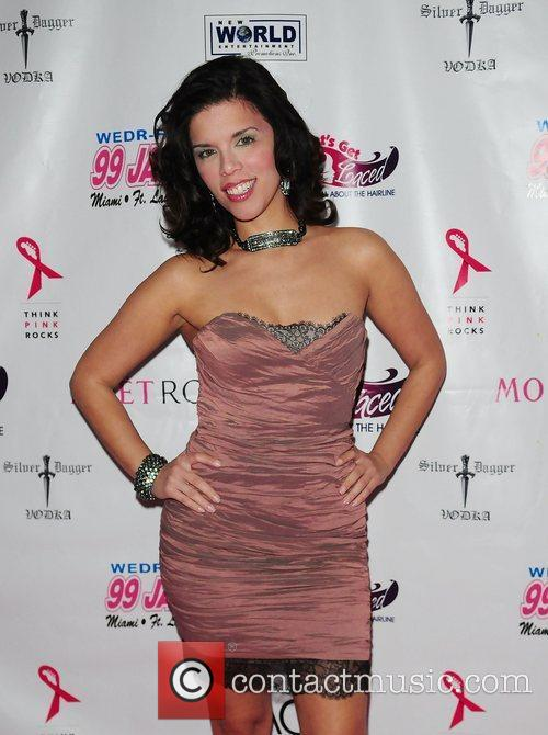 Jane Castro from Vh1 Tough Love  at...