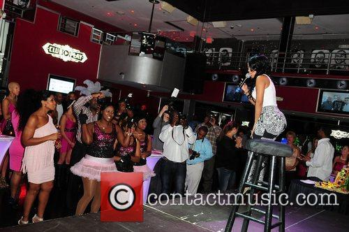 K Michelle  at Lets Get Laced And...