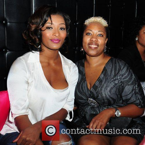 TV personality Tocarra Jones and Cancer survivor Brandy...