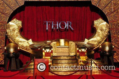 Los Angeles Premiere of Thor held at the...