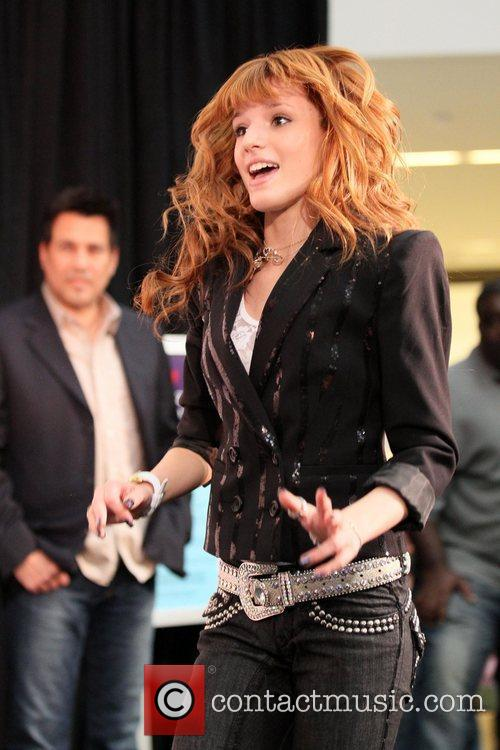 Bella Thorne and Disney 9