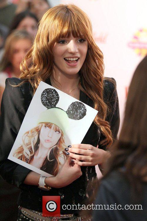 Bella Thorne and Disney 7