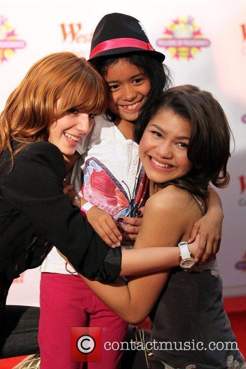 Zendaya Coleman, Bella Thorne and Disney 30