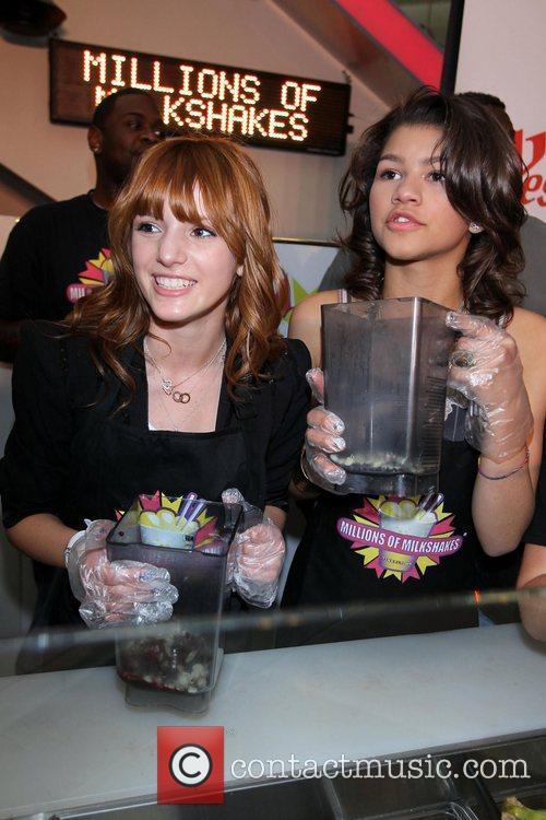Zendaya Coleman, Bella Thorne and Disney 54