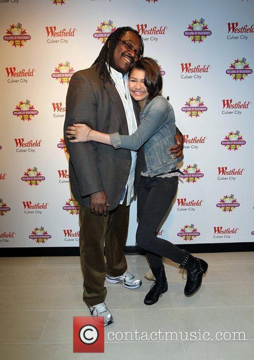 Zendaya Coleman and Disney