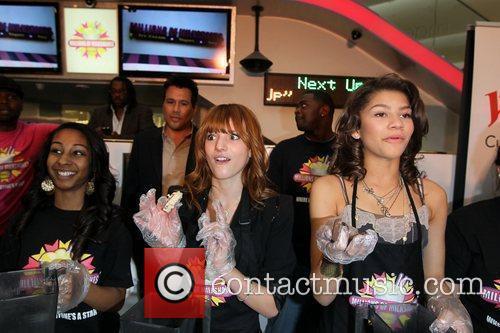 Zendaya Coleman, Bella Thorne and Disney 32