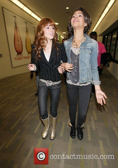 Zendaya Coleman, Bella Thorne and Disney 13