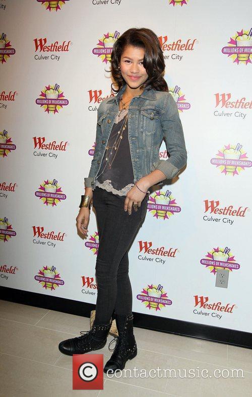 Zendaya Coleman and Disney 5