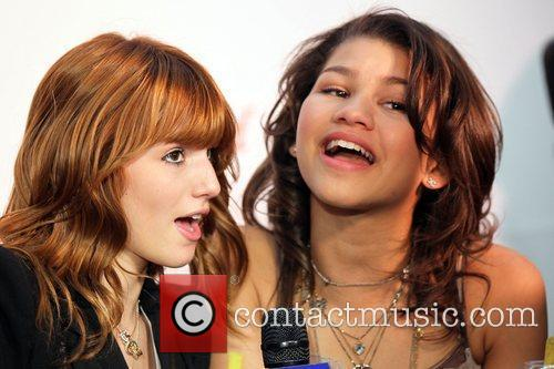 Zendaya Coleman, Bella Thorne and Disney 9