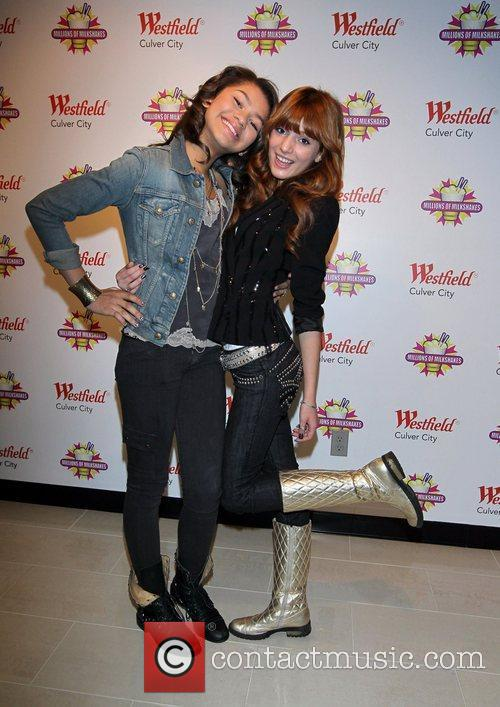 Zendaya Coleman, Bella Thorne and Disney 15
