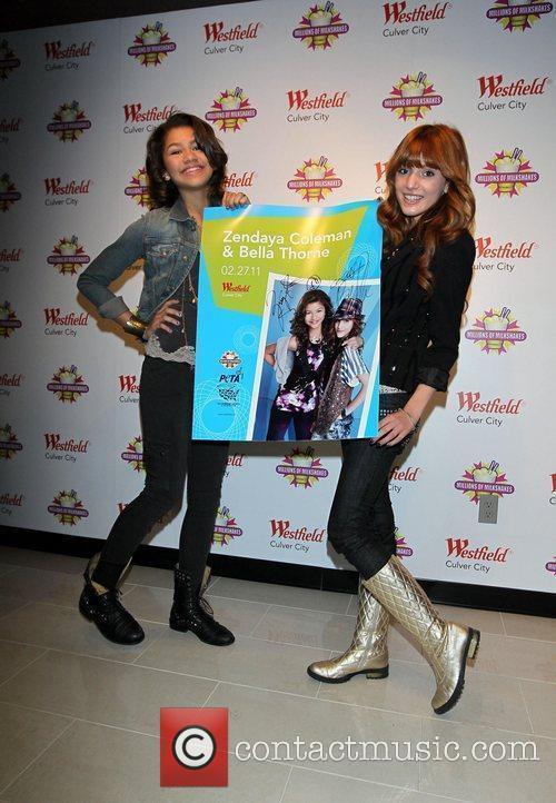 Zendaya Coleman, Bella Thorne and Disney 57