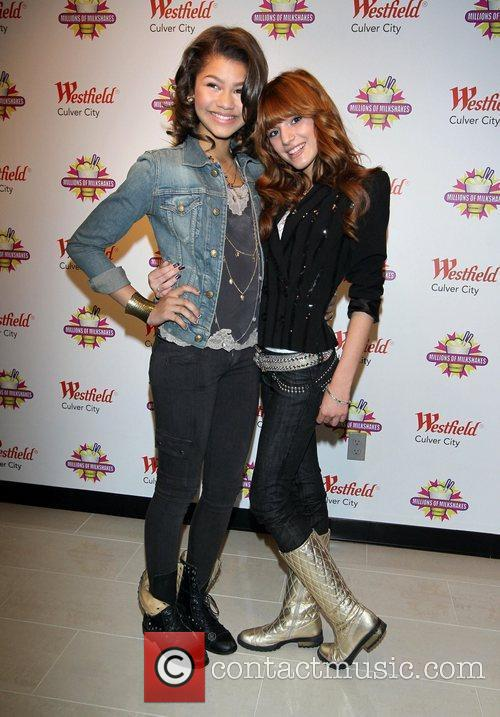 Zendaya Coleman, Bella Thorne and Disney 31