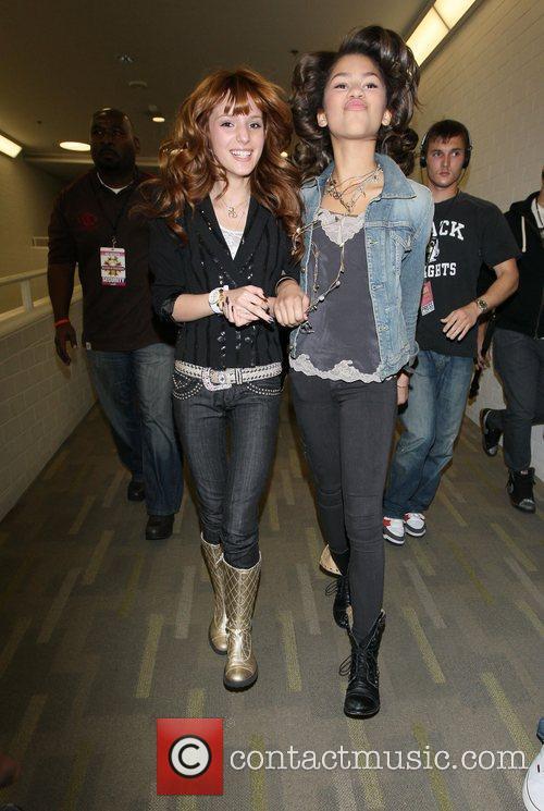 Zendaya Coleman, Bella Thorne and Disney 26