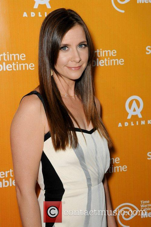 Kellie Martin of Hallmark Channel Time Warner Cable...