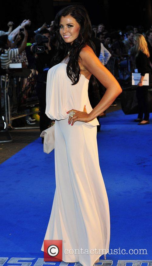 The UK premiere of 'Transformers: Dark Of The...