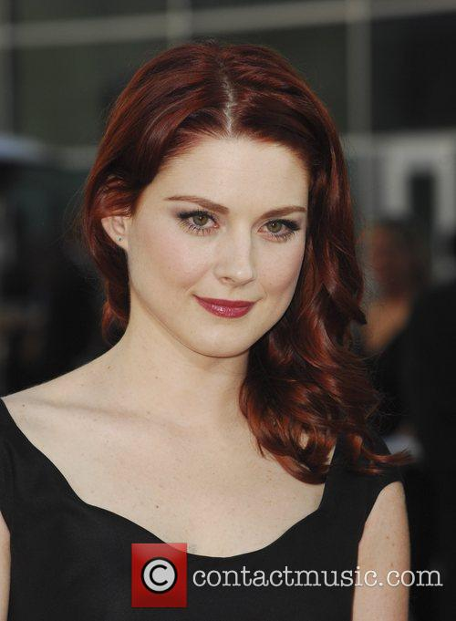 Alexandra Breckenridge  at the premiere of HBO's...